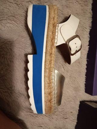 zapatos sinela
