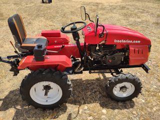 Tractorinos nuevos / los más pequeños del mercado