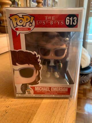 The lost boys figura funko pop michael emerson 613