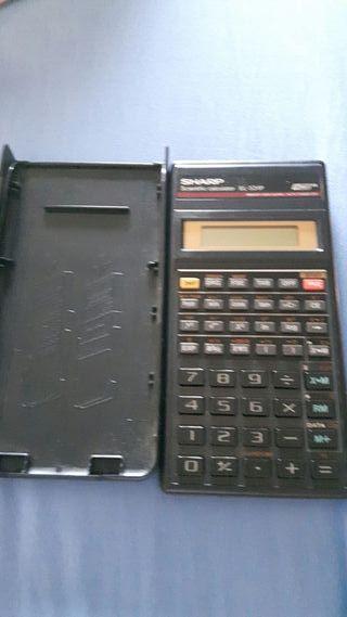 calculadora cientifica sharp