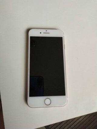 vendo iphone 7 rosa 32g
