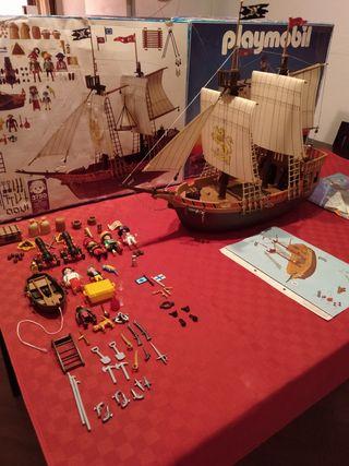 Playmobil 3750 barco pirata