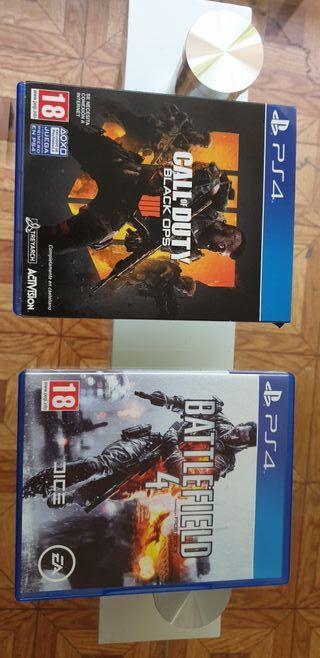 juegos para PS4 (Play Station 4)