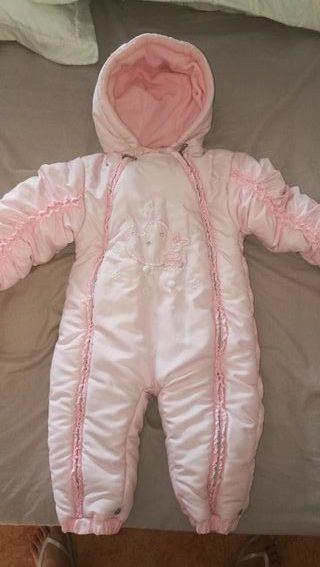 Buzo Saco Abrigo Bebé