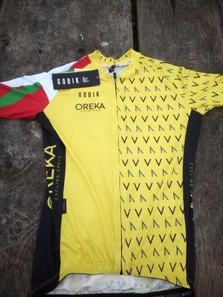 Maillot Gobik Oreka Cycling Talla M Nuevo