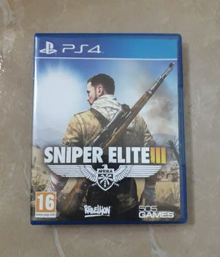 Juego PS4 Super Elite III