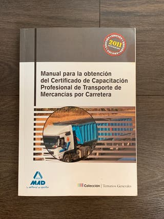 Manual de Transporte de Mercancías para Carretera.