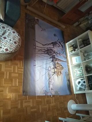 mural de vinilo para pared lisa