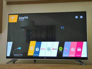 "TV LG 4K ULTRA HD SMART TV 49"" Netflix YouTube..."