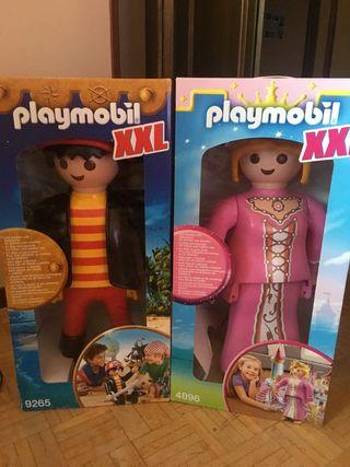 PLAYMOBIL XXL Pirata y princesa