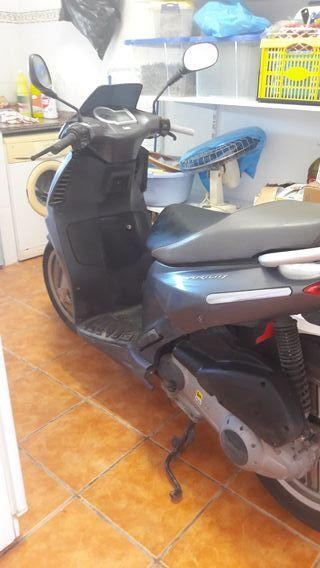 Aprilia sport city 125cc