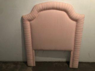 2 Cabeceros para cama 80-90 cm. tapizados