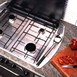 encimera de gas exclusiva + horno