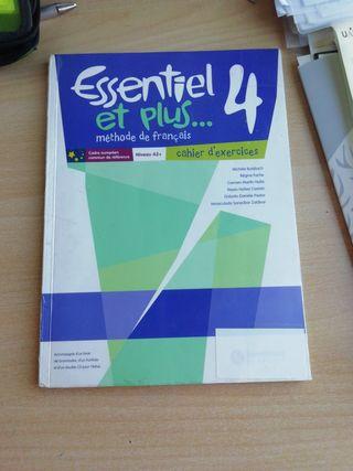 libro texto francés