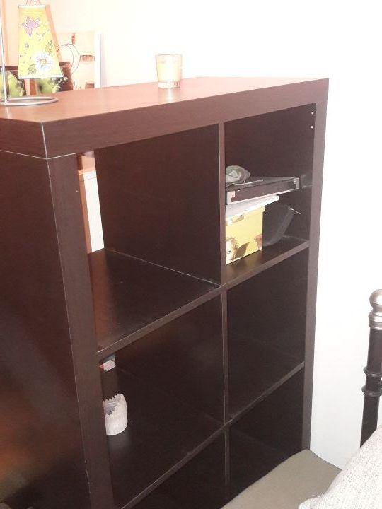 Estantería Ikea kallak
