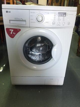 Lavadora LG 7 kg