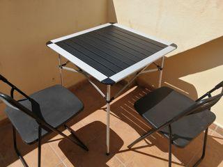 mesa de terraza