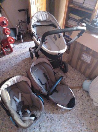 Carro de bebe bebe confort