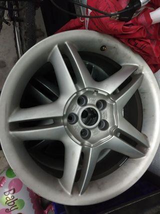 llantas aluminio Seat León fr m1