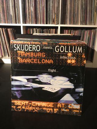 SKUDERO GOLLUM infectious( TEMAZO)