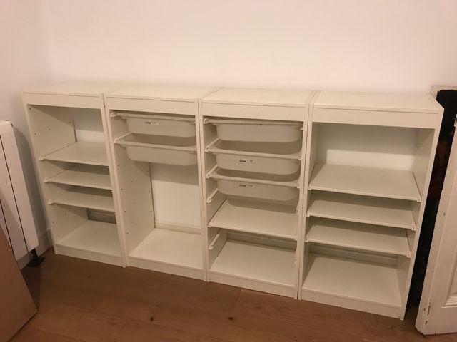 Estanterias Ikea Trofast