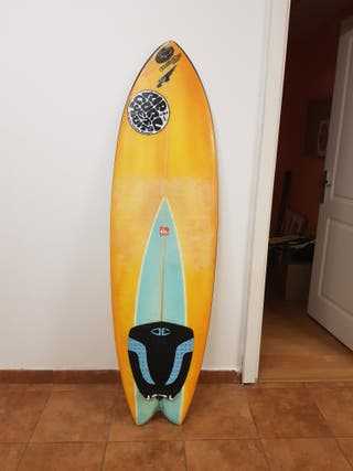 Tabla surf fish retro