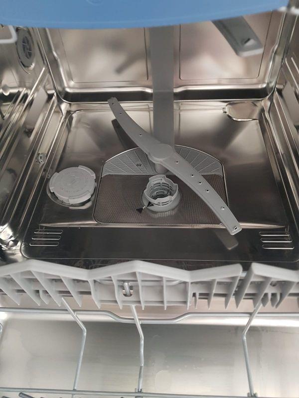 Lavavajillas BOCH de acero inoxidable