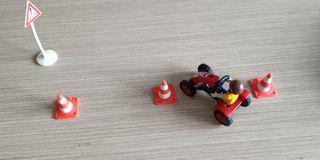 Cochecito playmobil