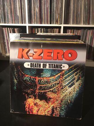 K-ZERO DESTH OF TITANIC
