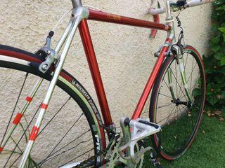 Bicicleta carretera vitus 979