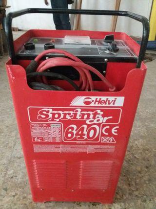 Cargador y arrancador de Batería Sprint Car