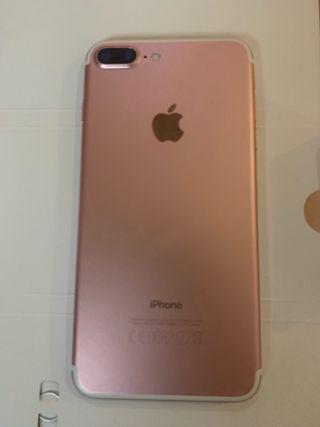 Iphone 7 Plus rosa 32