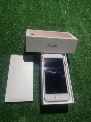 iphone 7 rose gold 128gb