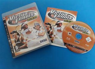 Ps3 - Virtua tennis 2009