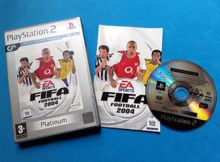 Ps2 - Fifa 2004