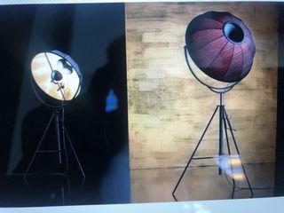 Lámpara de diseño italiano
