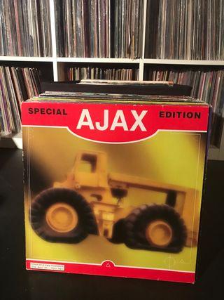 AJAX SPECIAL EDITION