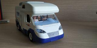 Caravana familiar playmobil 4859