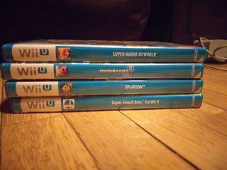 Wii U Perfecto estado