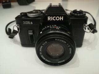 Cámara de fotos Ricoh XR 6
