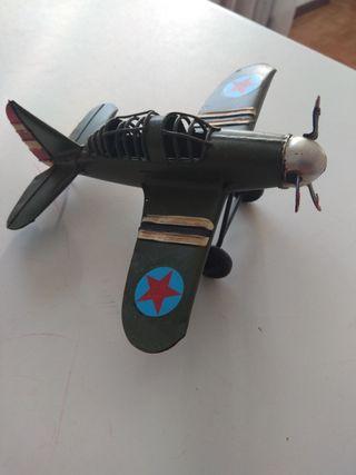 Avión decoración