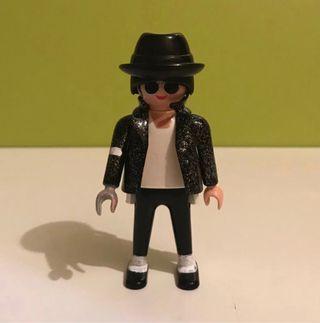 Playmobil custom michael Jackson