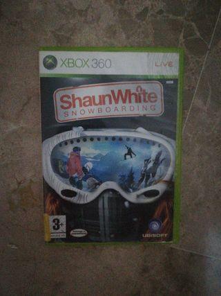 juego SHAUNWHITE SNOWBOARDING