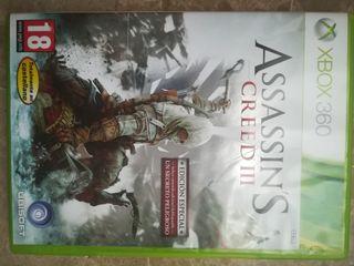 Juego ASSASSIN'S CREED 3
