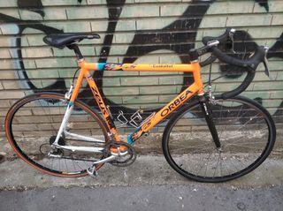 Vendo bicicleta de carretera Orbea Zeus