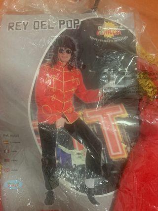 Disfraz completo Michael Jackson