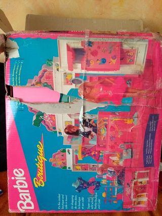 Barbie boutique años 90