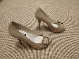 bc29a42e1c3 Zapatos de tacón de segunda mano en Sestao en WALLAPOP