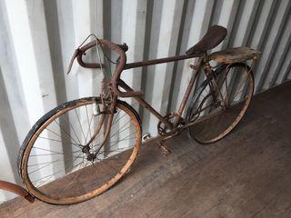 Bicicleta antigua Laurent