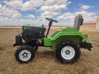 Micro Tractores nuevos 18cv Diésel